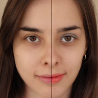 Virtual Makeup: Foundation, Eye Shadow and Lipstick Simulation