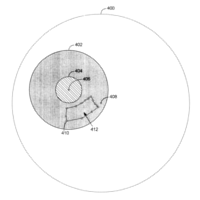 System and method for eye gaze tracking using corneal image mapping